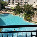 Φωτογραφία: Novotel Cairns Oasis Resort