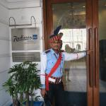 Foto de Radisson Blu Marina Connaught Place