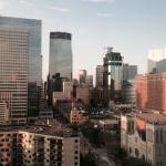 Mpls skyline view from 17th floor (1733)