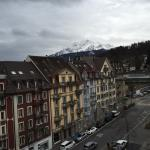 Photo de Drei Konige Hotel Lucerne