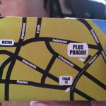 When I stayed at the Prague Plus