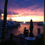 sailfish Marina Restaurant walking distance.  beautiful and good food.