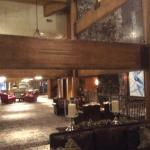 Mountain Lodge lobby
