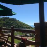 View from Troll Hollen - bar/restaurant