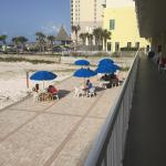 Days Inn Pensacola Beachfront resmi