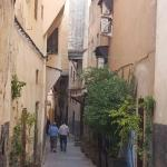 Our lovely Riad Verus street
