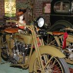 Harley Davidson and Cleveland Motorcycles