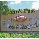A wonderful little spot north of Treasure Island. Cool shops and great food!!