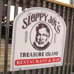 The food at Sloppy Joes was delicious!