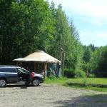 Mount St. Helens Adventures Tours Eco-Park and Tent & Breakfast Foto