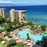 Ka'anapali Beach Club pool/beach