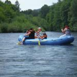 Rapid Pleasure Rafting