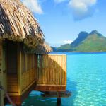 صورة فوتوغرافية لـ ‪Bora Bora Pearl Beach Resort & Spa‬