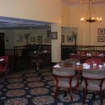 John Barry dining area