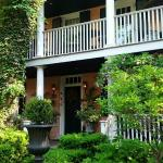 Porches on the Towpath Foto
