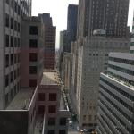 View from Room - Park Avenue at cross street