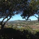 Gorgeous views from the rooms at Carmel Valley Ranch