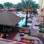 One of two pools at the Golden Nugget :-)