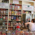Great candy store, near by!