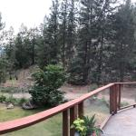 Panoramic picture from the Deck