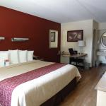 Φωτογραφία: Red Roof Inn Asheville West