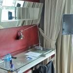 Executive suite work desk