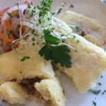 Tamale breakfast - cooked to order