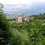 View of San Biaggio from Montorio