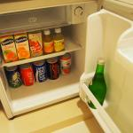 The Well Stocked Mini Bar Fridge