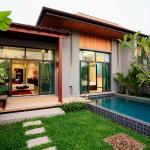 Two Villas Holiday Oriental Style Naiharn Beach