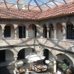 Hotel Central Courtyard
