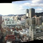 View over China town