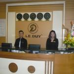 Le Duy Hotel Foto