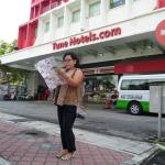 Tune Hotel Downtown Penang Foto