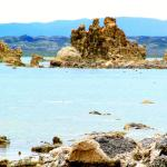 Mono Lake and it's strange formations....almost like being on another planet...
