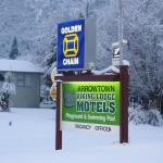 Arrowtown Viking Lodge Motel Foto