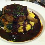 Braised, Roasted Pork Chop - Delicious!