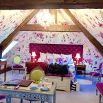 Suite in the Attic, beautiful!