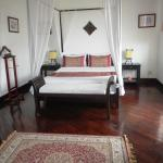 Beautifully appointed rooms with traditional furnishings