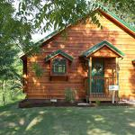 Privacy rules the day at Woodland Cabins!