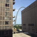 صورة فوتوغرافية لـ ‪Hilton St. Louis Downtown at the Arch‬