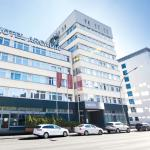 Photo de Novum Business Hotel Belmondo Hamburg Hauptbahnhof