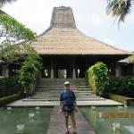 Photo de Maya Ubud Resort & Spa