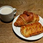 Free afternoon croissants!