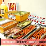 Buffet de Hot Dogs