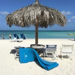 Tradewinds Adults Only Private Beach Area