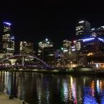 View from Southbank