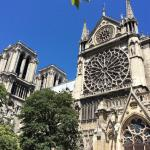 Quick walk to Notre Dame