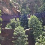 Oak Creek Canyon hike--West Fork.  One of the best AZ hikes
