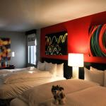Foto van Hotel Five Seattle - A Piece of Pineapple Hospitality